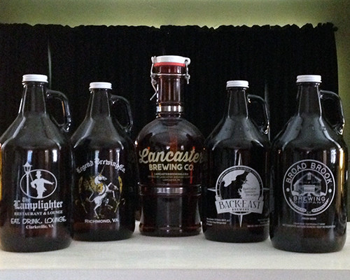 Take your most standard-sized growler to a new brewery for best chances of getting it filled.